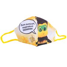 Zumić Roko Superoko Dječja maska za lice pamučna