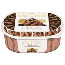 Carte D'Or Slad brownie  900 ml
