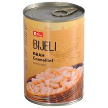 K Plus Cannellini Grah bijeli 240 g