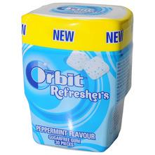 Orbit Refreshers Žvakaća guma peppermint 67 g