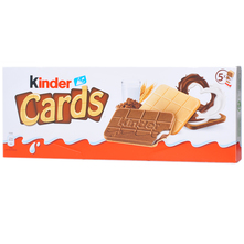 Kinder Cards Vafel 128 g