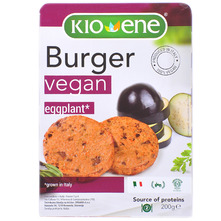 Kioene Veganski burger s patlidžanima 200 g