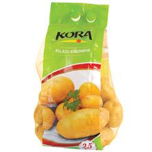 Krumpir mladi 2,5 kg