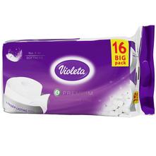 Violeta Premium Cotton Toaletni papir 3 sloja 16/1
