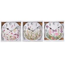 Zidni sat razne vrste 29 cm
