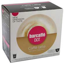 Barcaffe D.O.T. Caffe latte kava dg 256 g