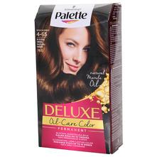 Palette Deluxe 4-65 blistavo smeđa 760 boja za kosu
