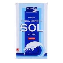 Solana Pag morska sitna sol 1 kg