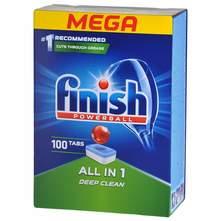 Finish All in One Deterdžent 100 tableta