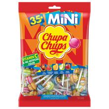 Chupa Chups Mini lizalice s vitaminom C 210 g 35/1