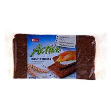 K Plus Active Fitness kruh 500 g