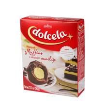 Dolcela čoko muffins s kremom od vanilije 345 g