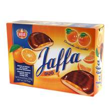 Jaffa biskvit naranča duo 250 g Kraš