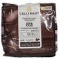 Callebaut Tamna čokolada 54,5% 400 g