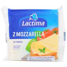 Lactima Topljeni sir s mozzarellom u listićima 130 g