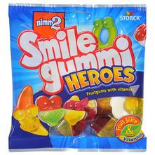 Storck Nimm2 Heroes Gumeni bomboni fruit juice&vitamins 90 g
