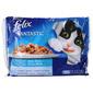 Felix Fantastic Hrana za mačke losos i morski list u želeu 4x100 g