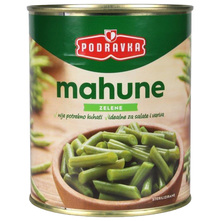 Podravka Mahune zelene 400 g