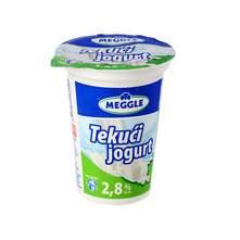 Meggle tekući jogurt 2,8% m.m. 180 g