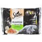 Sheba Delikatesse Hrana za mačke miješani izbor 4x85 g