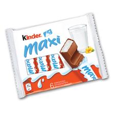 Kinder Desert maxi 6x21 g