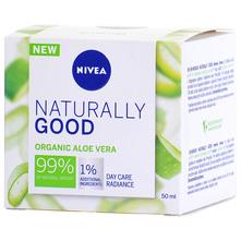 Nivea Naturally Good Dnevna krema 50 ml
