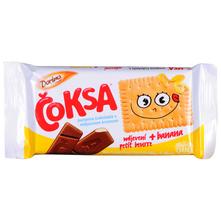 Dorina Čoksa keks+banana 68 g