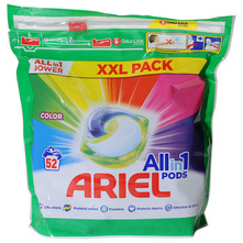 Ariel Allin1 Deterdžent color 52 tablete