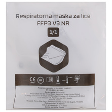 Respiratorna maska za lice FFP3 V3 NR