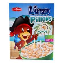 Lino Pillows tamni s kokos punjenjem 250 g