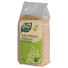 Bio Zone Integralna riža 1 kg