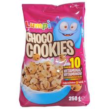 Lumpi Choco cookies Hrskavi proizvod od žitarica 250 g