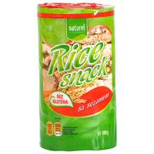 Naturel Snack Rice sa sezamom 100 g