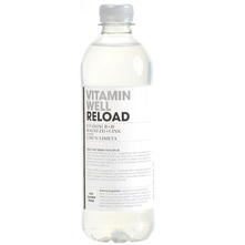 Vitamin Well Reload Niskoenergetsko piće okus limun i limeta 500 ml