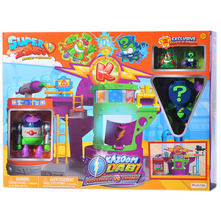 Super Zings Kazoom Lab set za igru