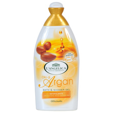 L'Angelica Officinalis Gel za tuširanje olio di argan 500 ml