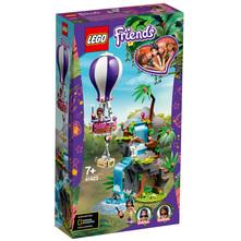 Lego Spašavanje tigra balonom u džungli