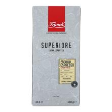 Franck Superior extra espresso kava 140 g