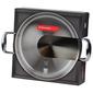 Mehrzer Premium Induction Tava duboka 3-ply 28 cm