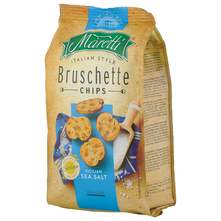 Bruschette Maretti Sicilian sea salt 70 g