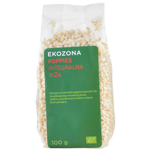 Ekozona Poppies integralna riža 100 g