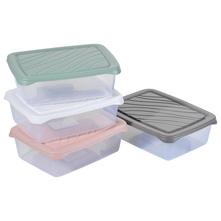 Mega Plast Frigo Posuda s poklopcem razne boje 950 ml