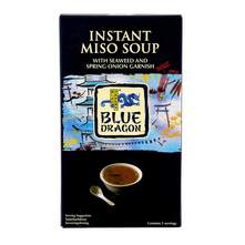 Blue Dragon Miso juha s morskim algama i mladim lukom 92,5 g