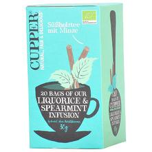 Cupper Čaj sladić i menta 30 g