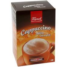 Franck Cappuccino jaffa orange 148 g