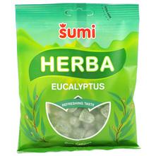 Šumi Herba Gumeni bomboni eucalyptus 90 g