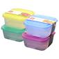 Mega Plast Basic Set plastičnih posuda razne boje 3/1
