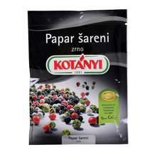 Kotanyi Papar šareni zrno vrećica 16 g