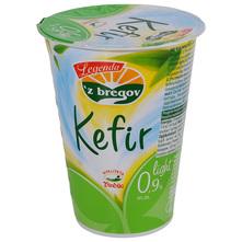 Z bregov Kefir light 0,9% m.m. 200 g