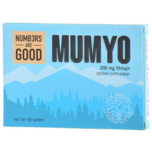 Numbers Are Good Mumyo Tablete 60/1